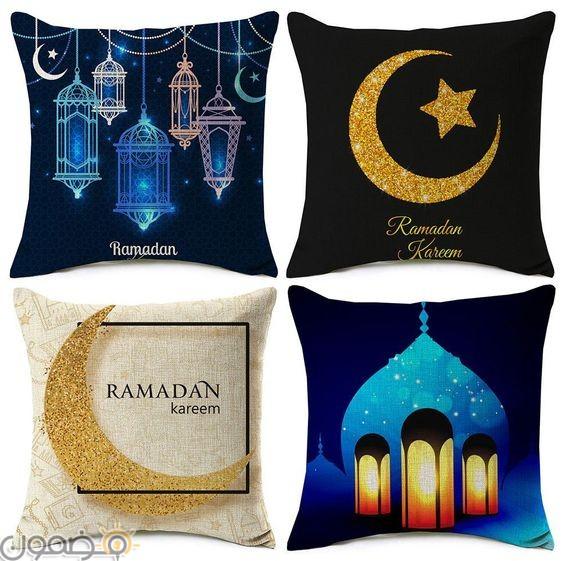 ديكورات رمضانية عربية 9 ديكورات رمضانية عربية لليفنج روم