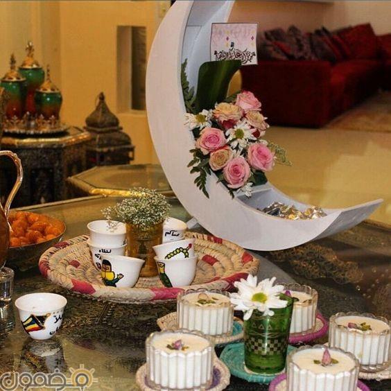 ديكورات رمضان مودرن 2 صور ديكورات رمضان مودرن للبيوت العصرية
