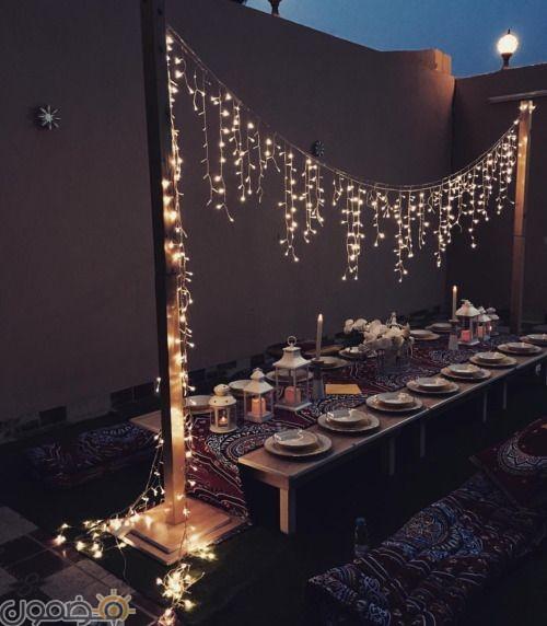 ديكور زينة رمضان 10 صور ديكور زينة رمضان في البيت بشكل عصري