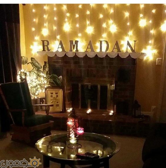 ديكور زينة رمضان 14 صور ديكور زينة رمضان في البيت بشكل عصري