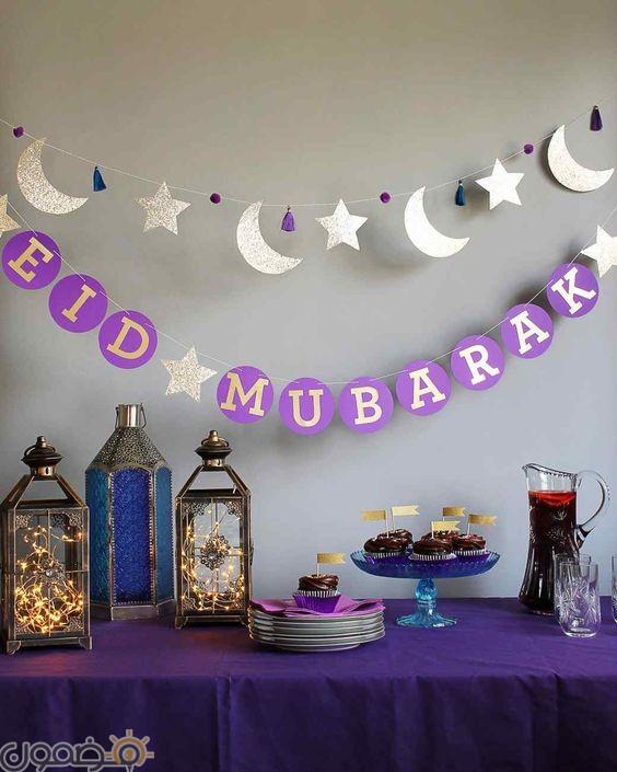 ديكور زينة رمضان 8 صور ديكور زينة رمضان في البيت بشكل عصري
