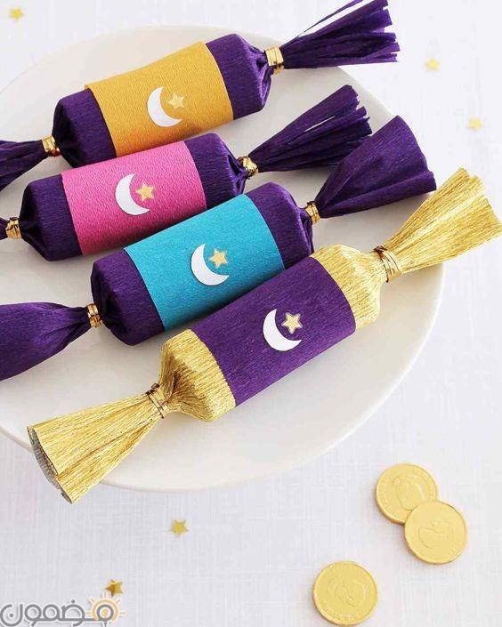 زينة رمضان بالفوم 11 زينة رمضان بالفوم بالصور طرق جديدة