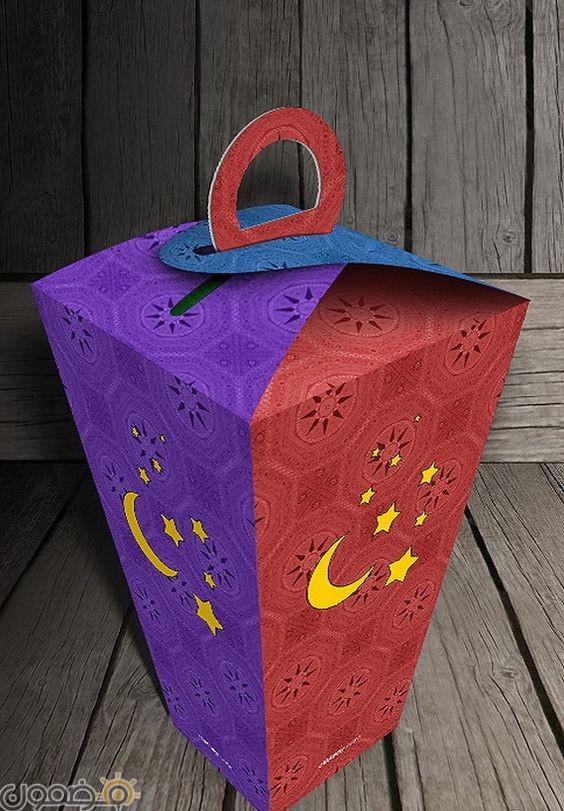 زينة رمضان بالفوم 2 زينة رمضان بالفوم بالصور طرق جديدة