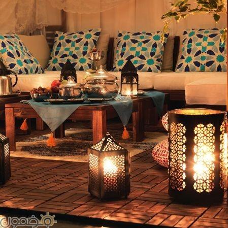 زينة رمضان بالفوم 3 زينة رمضان بالفوم بالصور طرق جديدة