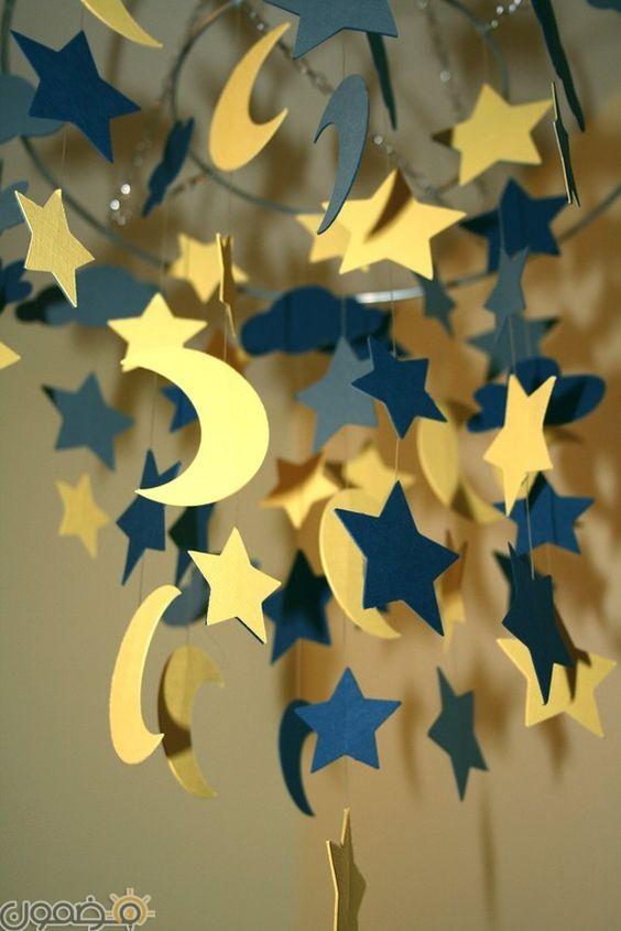 زينة رمضان بالفوم 4 زينة رمضان بالفوم بالصور طرق جديدة