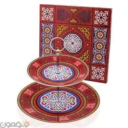 زينة رمضان بالقماش الخيامية 6 طريقة عمل زينة رمضان بالقماش الخيامية