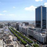 شارع الحبيب بورقيبة تونس