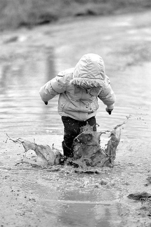 صور أمطار اطفال صور مطر فصل الشتاء رومانسية جميلة للفيس بوك