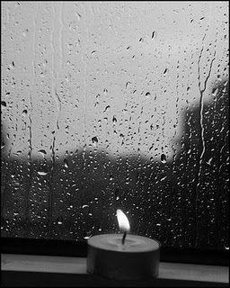 صور أمطار شموع صور مطر فصل الشتاء رومانسية جميلة للفيس بوك