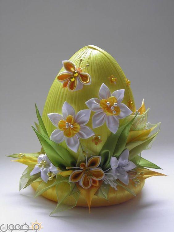 صور بيض شم النسيم 1 2 صور بيض شم النسيم الملون للفيس بوك