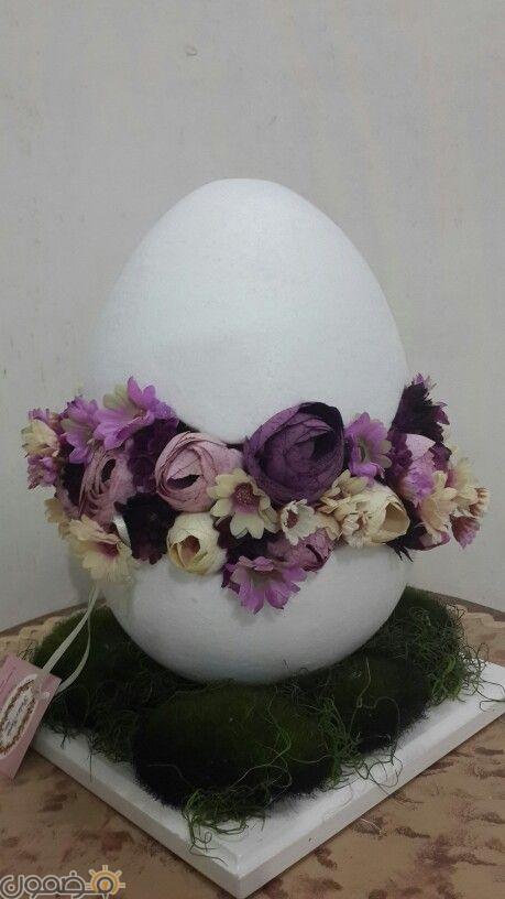 صور بيض شم النسيم 10 1 صور بيض شم النسيم الملون للفيس بوك