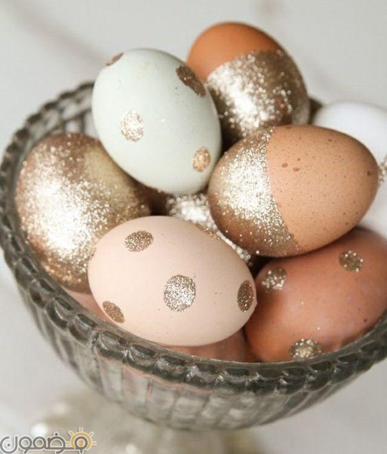 صور بيض شم النسيم 6 صور بيض شم النسيم الملون فيس بوك