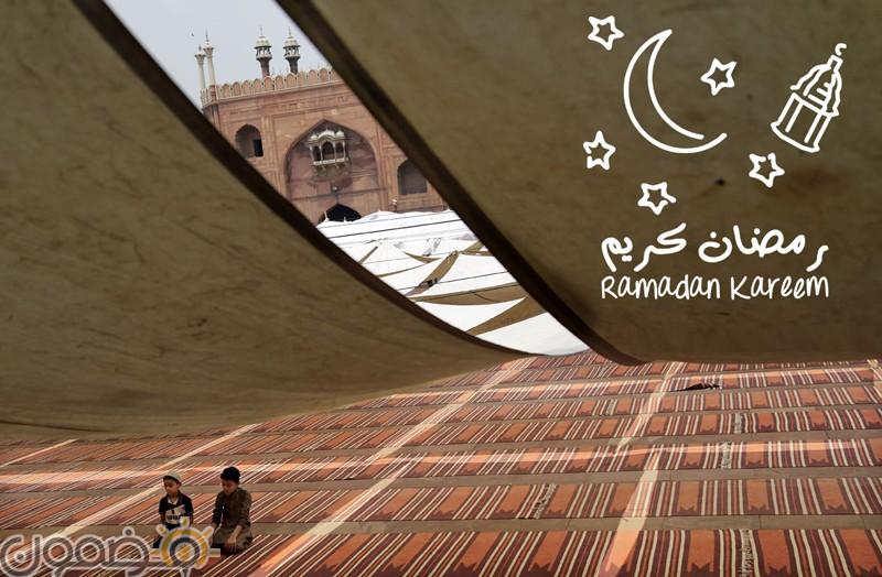 صور خلفيات ايفون رمضانية 7 صور خلفيات ايفون رمضانية رمضان مبارك