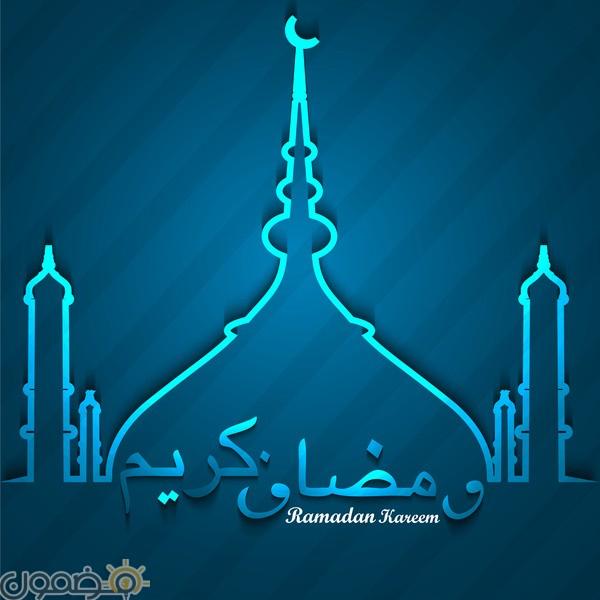 صور خلفيات رمضان كريم 1 صور خلفيات رمضان كريم للكمبيوتر HD