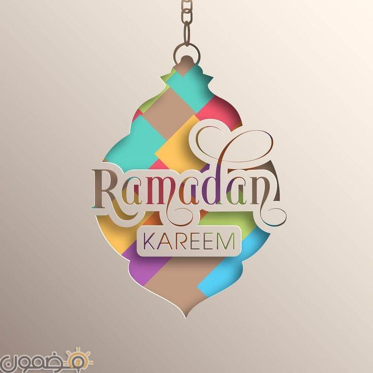 صور خلفيات رمضان كريم 6 صور خلفيات رمضان كريم للكمبيوتر HD