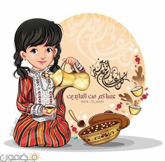 صور رمضانية كرتونية 8 صور رمضانية كرتونية عن شهر رمضان الفضيل
