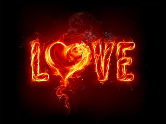 صور رومانسية قلب نار صور رومانسية كيوت للعاشقين حب كبير
