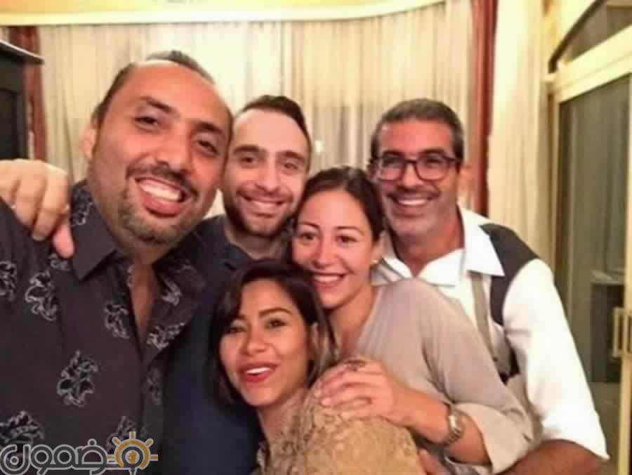 صور شيرين وحسام حبيب 9 صور شيرين وحسام حبيب قبل الزفاف