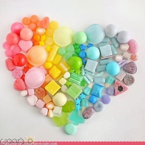 صور قلوب ملونه 10 صور قلوب ملونه خلفيات للفيس بوك