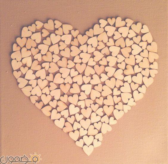صور قلوب ملونه 2 صور قلوب ملونه خلفيات للفيس بوك
