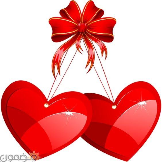 صور قلوب ملونه 4 صور قلوب ملونه خلفيات للفيس بوك