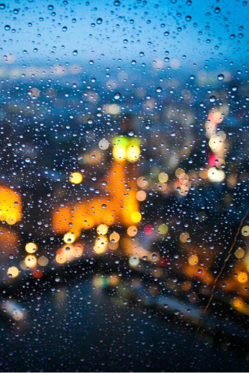 صور مطر زجاج صور مطر فصل الشتاء رومانسية جميلة للفيس بوك