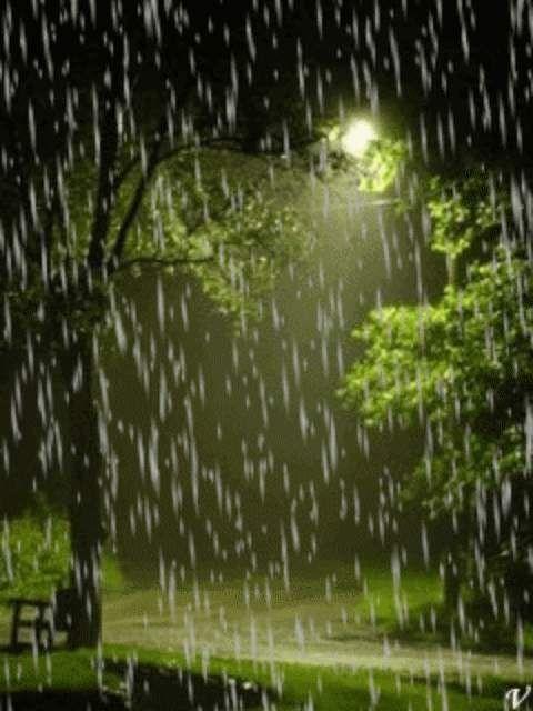 صور مطر في الظلام صور مطر فصل الشتاء رومانسية جميلة للفيس بوك
