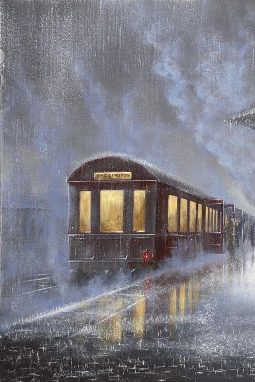 صور مطر قطار صور مطر فصل الشتاء رومانسية جميلة للفيس بوك