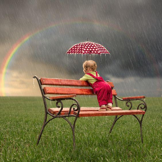 صور مطر كيوت اطفال صور مطر فصل الشتاء رومانسية جميلة للفيس بوك