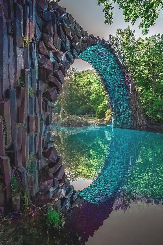 صور مناظر طبيعية جسر صور مناظر طبيعية خلفيات كمبيوتر وجوالات رائعة
