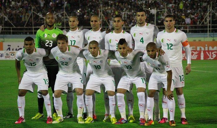 صور منتخب الجزائر 1 صور منتخب الجزائر خلفيات المنتخب الجزائري