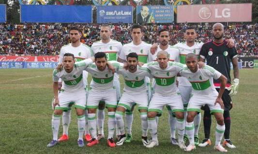 صور منتخب الجزائر 11 صور منتخب الجزائر خلفيات المنتخب الجزائري
