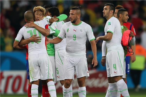 صور منتخب الجزائر 16 صور منتخب الجزائر خلفيات المنتخب الجزائري