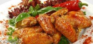 طريقة جوانح الدجاج 300x143 طريقة سهلة لعمل جوانح الدجاج