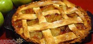 طريقة عمل تارت التفاح 300x143 بالصور طريقة عمل التارت بالتفاح