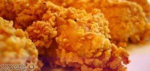 طريقة عمل زنجر الدجاج 300x143 بالخطوات عمل الزنجر اللذيذ