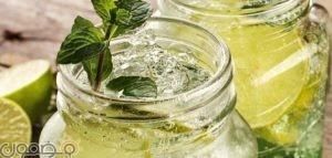 طريقة عمل عصير النعناع 300x143 عصير النعناع بطريقة مبتكرة