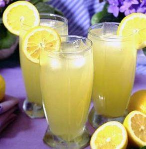عصير الليمون باللبن
