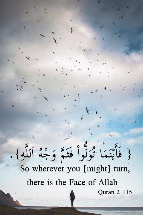 فأينما تولوا صور دينية آيات من القرآن الكريم روعة للفيسبوك