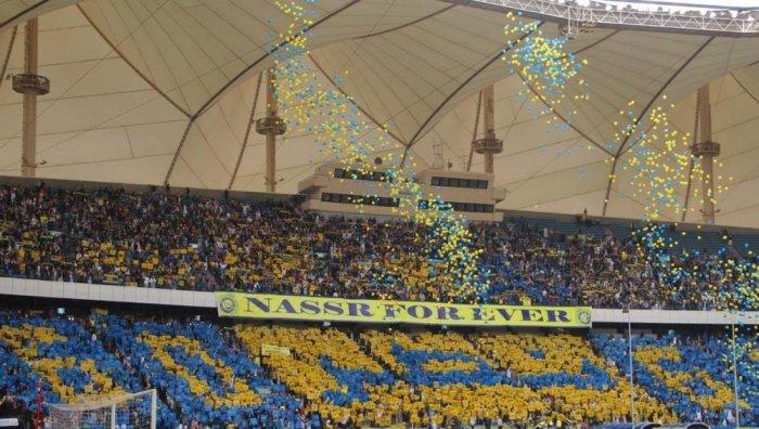 فريق النصر جماهير صور النصر السعودى العالمى خلفيات الجماهير ورمزيات للفيس بوك شعار النصر