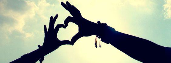 كفرات رومانسية قلب ايادي صور كفرات رومانسية للفيس بوك مميزة جدا