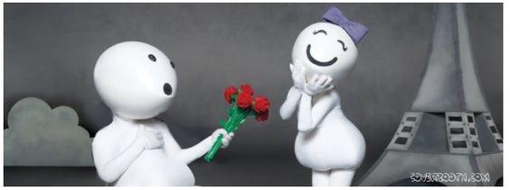 كفرات رومانسية كرتون صور كفرات رومانسية للفيس بوك مميزة جدا