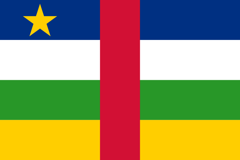 ماهي عاصمة افريقيا الوسطى