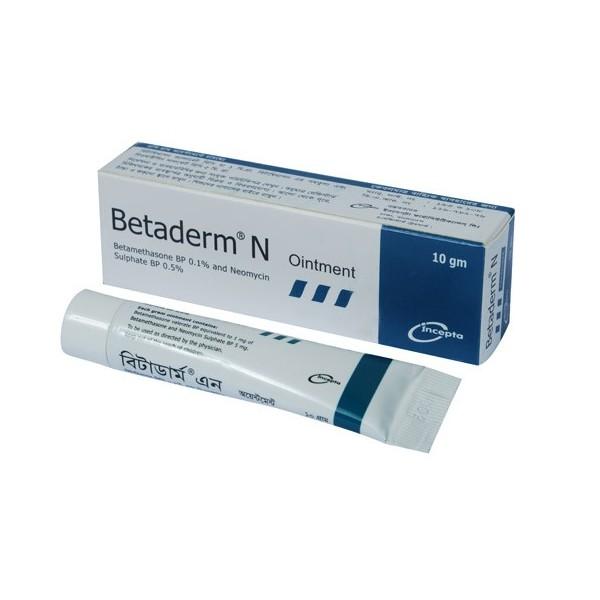 مرهم بيتاديرم لعلاج الالتهابات