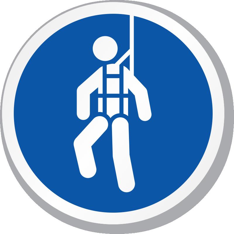 معدات الحماية من السقوط