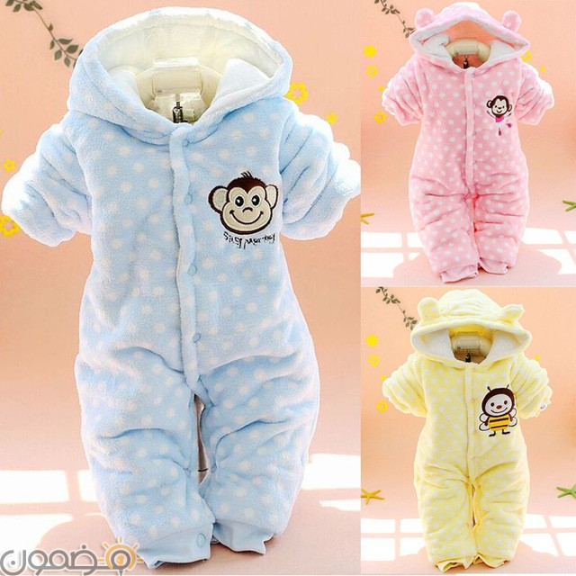 ملابس اطفال حديثى الولادة 8 ملابس اطفال حديثى الولادة