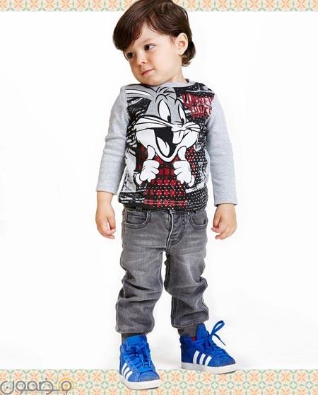 d08a531e2 ملابس اطفال شتوية 2 ملابس اطفال شتوية موضة شتاء 2019