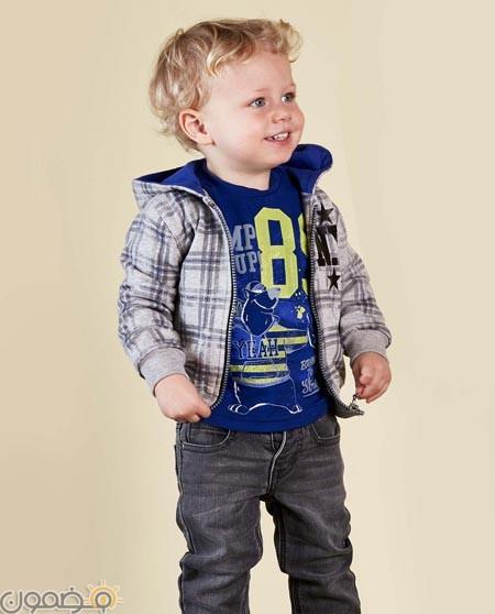 abcf933fd ملابس اطفال شتوية 3 ملابس اطفال شتوية موضة شتاء 2019