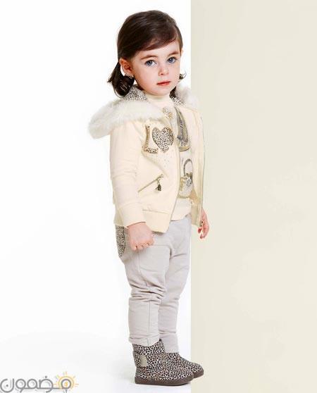 726056b4d ملابس اطفال شتوية 7 ملابس اطفال شتوية موضة شتاء 2019
