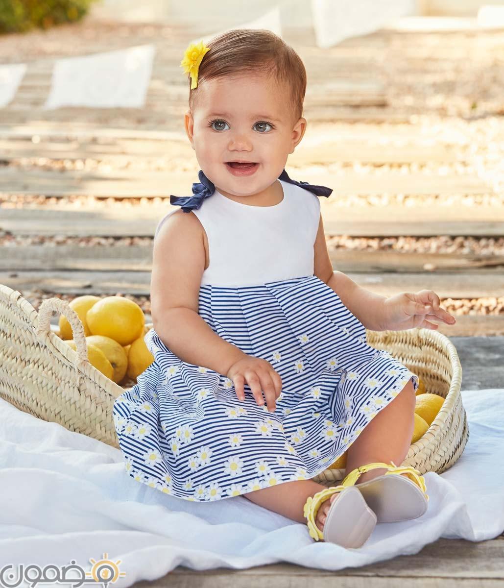 ملابس بنات صغار للصيف 10 ملابس بنات صغار للصيف